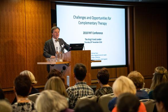 FHT Conference Michael Dixon